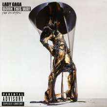 Lady Gaga: Born This Way - The Collection (2CD + DVD), 2 CDs und 1 DVD