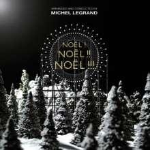 Noel! Noel!! Noel!!!, CD