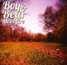 Boy & Bear: Moonfire, CD