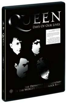 Queen: Days Of Our Lives, DVD