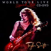 Taylor Swift: Speak Now World Tour Live 2011, CD