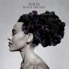 Malia (geb. 1978): Black Orchid, LP