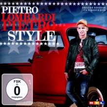 Pietro Lombardi (DSDS): Pietro Style (Deluxe Edition) (CD + DVD), CD
