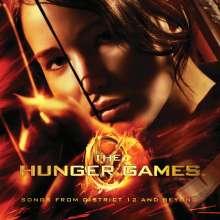 Filmmusik: Die Tribute von Panem (The Hunger Games), CD