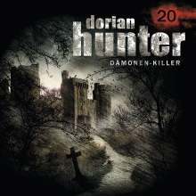 Dorian Hunter 20: Devil's Hill, CD