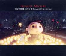 George Michael: December Song, Maxi-CD