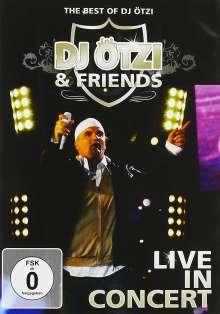 DJ Ötzi: Live In Concert, DVD