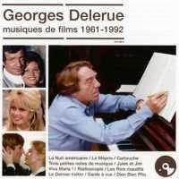 Georges Delerue (1925-1992): Filmmusik: Musiques De Films 1961 - 1992, CD