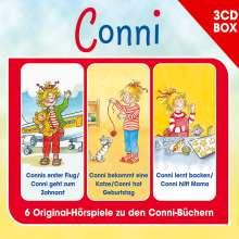 Conni - 3-Cd Hörspielbox Vol. 4, 3 CDs
