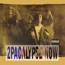 Tupac Shakur: 2Pacalypse Now (180g), 2 LPs