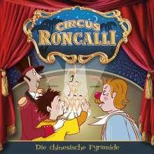 Circus Roncalli Zirkusgeschichten 02: Die chinesische Pyramide, CD