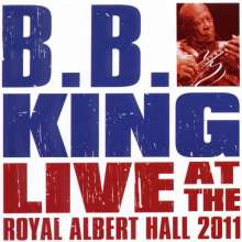 B.B. King: Live At The Royal Albert Hall 2011 (CD + DVD), 1 CD und 1 DVD