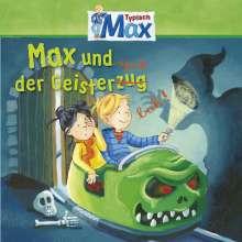 Max (Changmin): 05: Max Und Der Geisterspuk, CD