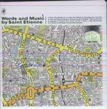 Saint Etienne: Words & Music By Saint Etienne, CD