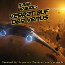 02: Verrat Auf Der Venus, CD