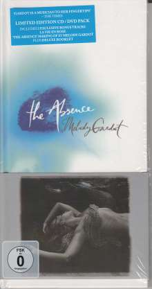Melody Gardot (geb. 1985): The Absence (Limited Deluxe Edition) (Hochformat-Box), 2 CDs