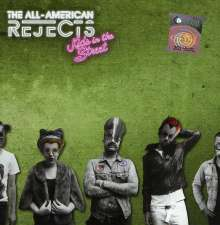 The All-American Rejects: Kids In The Street, CD