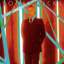 Paul Weller: Sonik Kicks, CD