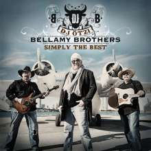 DJ Ötzi & Bellamy Brothers: Simply The Best, CD