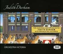 Judith Durham: The Australian Cities Suite, CD