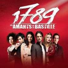 Rod Janois/Jean-Pierre Pilot/Oliver Schultheis/Wilhelm Rousseau/Dove Attia: Musical: 1789: Les Amants De La Bastille, CD