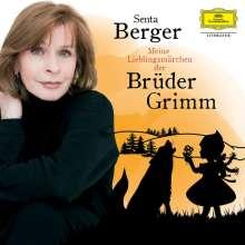 Jacob Grimm: Meine Lieblingsmärchen der Brüder Grimm, 2 CDs