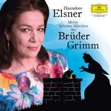 Jacob Grimm: Meine liebsten Märchen der Brüder Grimm, 2 CDs