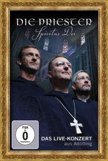 Die Priester (Gesangstrio): Spiritus Dei - Das Live-Konzert aus Altötting, DVD