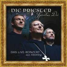 Die Priester (Gesangstrio): Spiritus Dei: Das Live-Konzert aus Altötting, 2 CDs