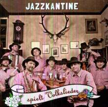 Jazzkantine: Jazzkantine spielt Volkslieder, CD