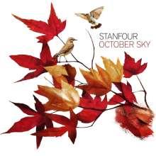 Stanfour: October Sky, CD