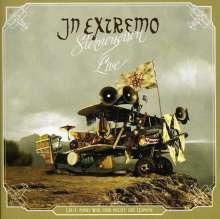 In Extremo: Sterneneisen Live 2011 (CD + DVD)  (CD Format), 1 CD und 1 DVD