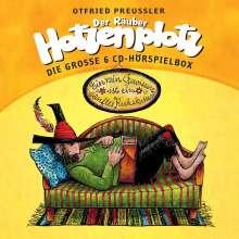 Otfried Preußler: Der Räuber Hotzenplotz- die große 6 CD-Hörspielbox, 6 CDs