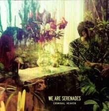 We Are Serenades: Criminal Heaven, CD