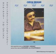 Cecil Taylor (1929-2018): Fly! Fly! Fly! Fly! Fly!, CD