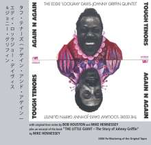 Eddie 'Lockjaw' Davis & Johnny Griffin: Tough Tenors Again 'n' Again, CD
