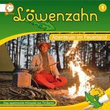 Löwenzahn 01. Abenteuer im Feuerland, CD
