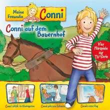 02: Conni Bauernhof/Kindergarten/Zahnarzt/1.Flug, CD