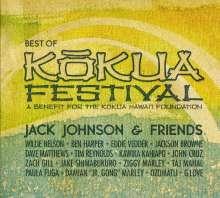 Jack Johnson: Jack Johnson & Friends: Best Of Kokua Festival, CD