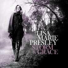 Lisa Marie Presley: Storm & Grace, CD