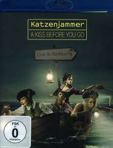 Katzenjammer: A Kiss Before You Go: Live In Hamburg, Blu-ray Disc