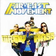 Far East Movement: Dirty Bass, CD