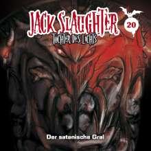 20: Der Satanische Gral, CD