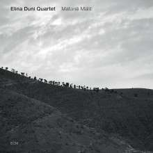 Elina Duni (geb. 1981): Matane Malit, CD
