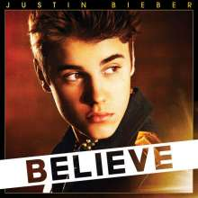 Justin Bieber: Believe (Limited-Deluxe-Edition), CD