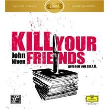John Niven: John Niven: Kill Your Friends, CD
