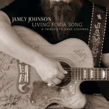 Jamey Johnson: Living For A Song: A Tribute To Hank Cochran, CD