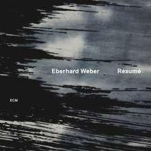 Eberhard Weber (geb. 1940): Résumé, CD