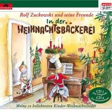 Rolf Zuckowski: In der Weihnachtsbäckerei, 2 CDs