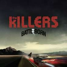 The Killers: Battle Born, CD